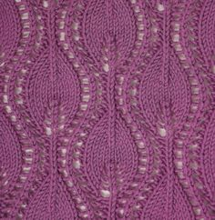 Ogee Lace II differs a lot from the traditional Ogee Lace pattern (which is found under the Lacy Category of the Pick-A-Stitch™ original library).