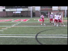 Learn Strategies for Better 8 Meter Shots! - Lacrosse 2015 #25