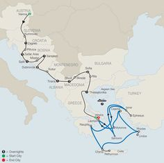 From Vienna to Istanbul Tour with Greece Cruise - Globus®