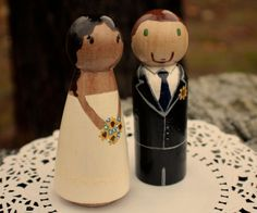 Customized+Hand+Painted+Wooden+Wedding+Cake+by+MarinaLunaDesigns,+$45.00. USA