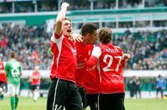 """Mainz 05 besteht den """"Stresstest"""" gegen Werder Bremen."""
