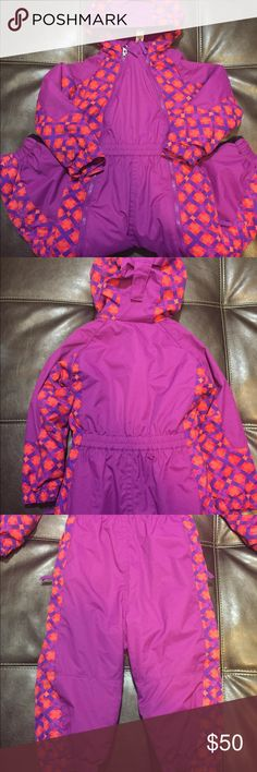 Girl's REI Snowsuit Super Warm... Like New Condition Jackets & Coats