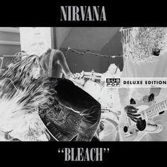 Nirvana - Bleach LP + Download Coupon