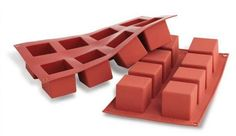 Flexible silicone mold to make the cutest cubes you ever seen! The possibilities are endless!