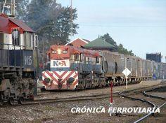 CRÓNICA FERROVIARIA: 78% de granos del norte argentino llega en camión ...