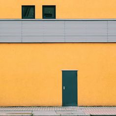 Geometric Abstraction and Minimalistic Compositions in Urban Structures by Julian Schulze #inspiration #photography