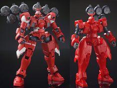 "Custom Build: 1/144 Mercurius ""Detailed"" - Gundam Kits Collection News and Reviews Gundam Tutorial, Gundam Wing, Custom Gundam, Gundam Model, Custom Decals, Mobile Suit, Popular Culture, Wings, Superhero"