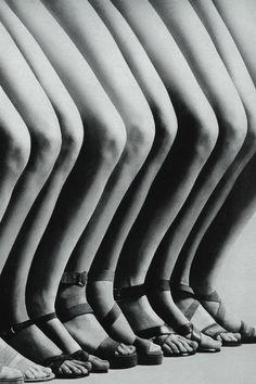 #'Legs' by #Guy Bourdin, #Vogue Paris 1971#blacknwhite#photography#art#fashion