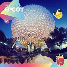 Hoy nos podemos cruzar con algunos de los personajes más famosos de #Disney en Epcot - Walt Disney World! con el grupo #lilaJ16! #EstamosEnDisney con #Disney2016!!