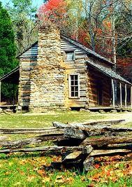 log Homes and Split Rail Fences