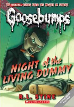 Night of the living dummy - Peabody South Branch