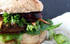 Smoky Marinated Portobello Burgers [Vegan] | One Green Planet