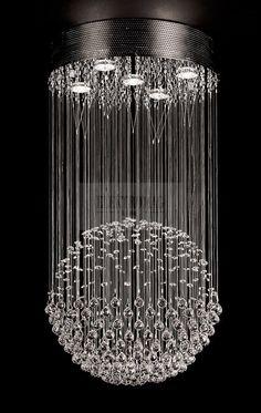 #ITALUX #LAMPA WISZĄCA LUCID MD51104-5A : Lampy wiszące z kryształami : #Sklep_internetowy #Elektromag
