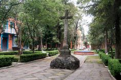 Chimalistac, Mexico City