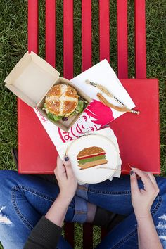 Our new Grilled Chicken Sandwich was a labor of love. Made carefully just for you.