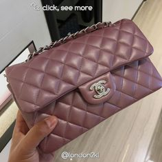Chanel Medium Flap Bag in Lambskin