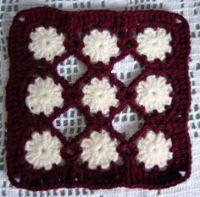 Gallery.ru / Фото #81 - CUADRADITOS crochet - griega