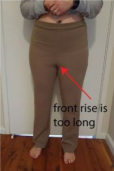 DIY Clothes Alterations stitches - How to Shorten Your Front Rise - Designer Stitch Tailoring Techniques, Techniques Couture, Sewing Techniques, Diy Clothes Alterations, Sewing Alterations, Altering Pants, Altering Clothes, Sewing Pants, Sewing Clothes