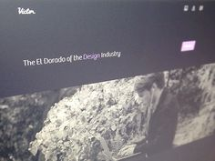 Dark Portfolio Website