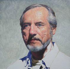 Portrait of Randy Orwig by Anthony Ryder