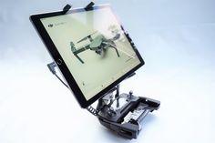 "12.9"" iPad Pro holder for Mavic LifThor XXL Tablet Holder, Mavic, Cool Gadgets, Ipad Pro, Altar, Cool Tech Gadgets, Cool Tools, Cool Electronics"