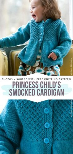 Elegant Toddler Cardigans Free Knitting Patterns - - Knitted sweaters are essential garments to keep your child cozy and warm. Today I would like to share these Elegant Toddler Cardigans with you because I. Free Childrens Knitting Patterns, Baby Cardigan Knitting Pattern Free, Knitting For Kids, Free Knitting, Free Crochet, Crochet Patterns, Knitting Baby Girl, Summer Knitting, Dress Patterns