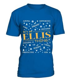 IT IS ELLIS THING