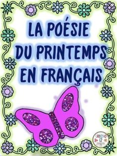Vive le printemps! Have your beginning L2 French students write a beautiful spring poem!File includes: cover pageGuided writing model with suggested vocabulary to write a simple five line (Cinquain) poem in FrenchFive different spring themed writing templates -four in color and one in black and whiteCredit to:1) Glitter Meets Glue Designshttps://www.teacherspayteachers.com/Store/Glitter-Meets-Glue-Designs2) Ladybugs and Morehttps://www.teacherspayteachers.com/Store/Ladybugs-And-More3)…