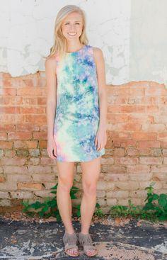 Shop Lizard Thicket - Rock Candy Shift Dress, $38.50 (http://www.shoplizardthicket.com/rock-candy-shift-dress/)