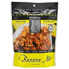 Paleo Banana Nut Snack (6x5oz)