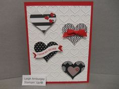 Hearts_OCcasions_Linda Bauwin Biggest Sale of the Year Jan. 6-March 31, 2015 Linda Bauwin – Your CARD-iologist  - Helping you create cards from the heart.  www.stampingwithlinda.com  Visit my YouTube Channel Linda Bauwin & check out my Stamp of the Month Kits