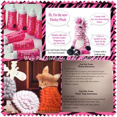 Pink Zebra 2015/2016 Fall/winter catalog is here! #soaks can be used with our #gocards, #nakedreeds, #woolies, and more! Check it out at www.pinkzebrahome.com/crystalpeterson