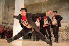 Russian Folk Dance.