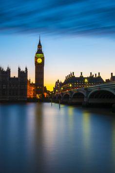 Big Ben, London, England                                                                                                                                                                                 More