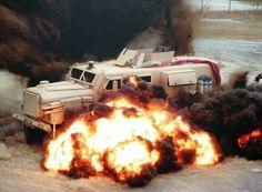 Resultado de imagen para cougar vehicle