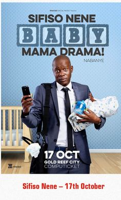 Sifiso Nene - Baby Mama Drama - 17th October 2015 www.whacked.co.za