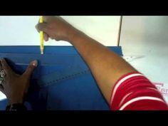 Processo de costura - Como costurar camisa com gola colarinho - 1.2