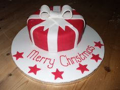 Cute cake !   Here's a cake idea for next year @Jill Kizzire