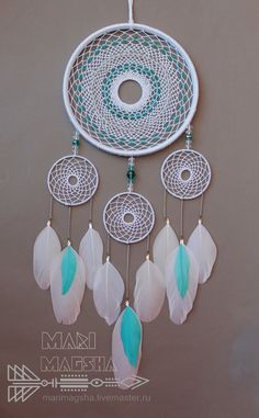 Dreamcatcher by MariMagsha  My internet store https://www.livemaster.com/marimagsha #dreamcatcher #MariMagsha #home #etno # Indean Dreamcatcher by MariMagsha  #dreamcatcher #ловецснов #hand_made #ethnics #boho #DIY # wedding # decoration #decor #feathers #photosession