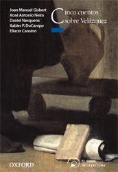 Eliacer Cansino, Joan Manuel Gisbert, Xosé A. Neira Cruz, Daniel Nesquens y Xabier P. DoCampo son los autores de los relatos de este libro