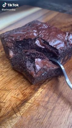 Easy Baking Recipes, Snack Recipes, Dessert Recipes, Cooking Recipes, Delicious Desserts, Yummy Food, Tasty, Food Cravings, Brownie Recipes