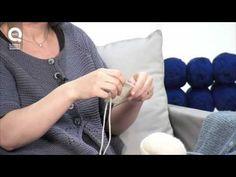 ▶ Lavora a maglia con Emma Fassio - Contare il numero dei ferri - YouTube