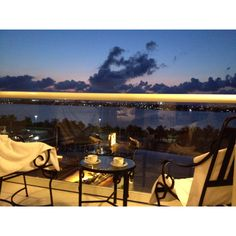 Let's talk #romantic vacation in #Cancun... We just returned from our first year anniversary celebration! Can't beat sharing a coffee at #Sunset after a luxurious late afternoon nap.