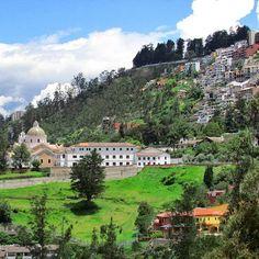 VALLE DE GUAPULO Quito - Ecuador