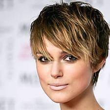Today we have the most stylish 86 Cute Short Pixie Haircuts. We claim that you have never seen such elegant and eye-catching short hairstyles before. Pixie haircut, of course, offers a lot of options for the hair of the ladies'… Continue Reading → Medium Short Hair, Medium Hair Cuts, Medium Hair Styles, Short Hair Styles, Short Hairstyles Over 50, Short Pixie Haircuts, Hairstyles Haircuts, Curly Haircuts, Haircut Names For Men