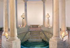 MEDICAL WELLNESS   Hotel Villa Padierna Thermas de Carratraca Página Web Oficial 5 estrellas lujo Balneario Carratraca Spa - Medical Wellnes...