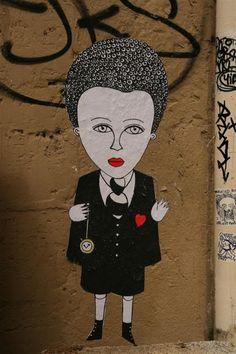 Street Artist: Fred Le Chevalier