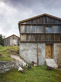 Wood Architecture Personeni Raffaele Schärer – Two shelters in the alps, Valais Photos © C… Architecture Durable, Plans Architecture, Sustainable Architecture, Contemporary Architecture, Architecture Details, Landscape Architecture, Interior Architecture, Pavilion Architecture, Residential Architecture