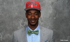 Terrence Ross (Toronto Raptors) (#NBA) (#bowtie) Nba Draft, Bow, Toronto Raptors, Basketball Teams, Coaches, Athlete, Arch, Longbow, Trainers