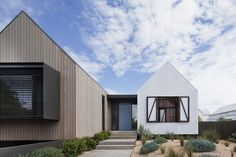 Seaview house. Jackson Clements Burrows architects. Barwon Heads.